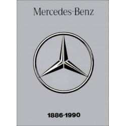 MERCEDES-BENZ 1886-1990 (COFFRET 2 VOLUMES)