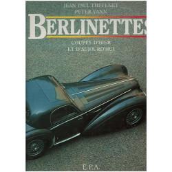 BERLINETTES Coupés d'hier et d'aujourd'hui Librairie Automobile SPE 2851202522