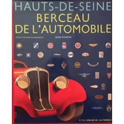 HAUT DE SEINE BERCEAU DE L'AUTOMOBILE Librairie Automobile SPE 9782726881163
