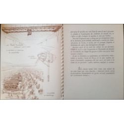 ICI, SUR CETTE BOUCLE DE LA SEINE - FORD S.A.F Librairie Automobile SPE FORDSAF