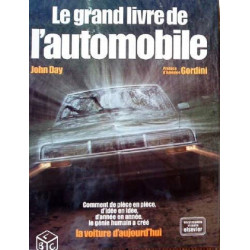 LE GRAND LIVRE DE L'AUTOMOBILE Librairie Automobile SPE 9780776146607