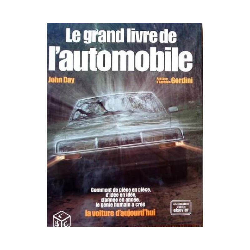 LE GRAND LIVRE DE L'AUTOMOBILE Librairie Automobile SPE 9780776146607