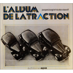 ALBUM TRACTION - EPA (1° EDITION 1978) Librairie Automobile SPE 2851200739