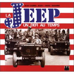 LA JEEP UN DEFI AU TEMPS - EPA Librairie Automobile SPE 9782851201195