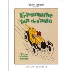 FRISEMOUCHE FAIT DE L'AUTO Librairie Automobile SPE 9782707201775