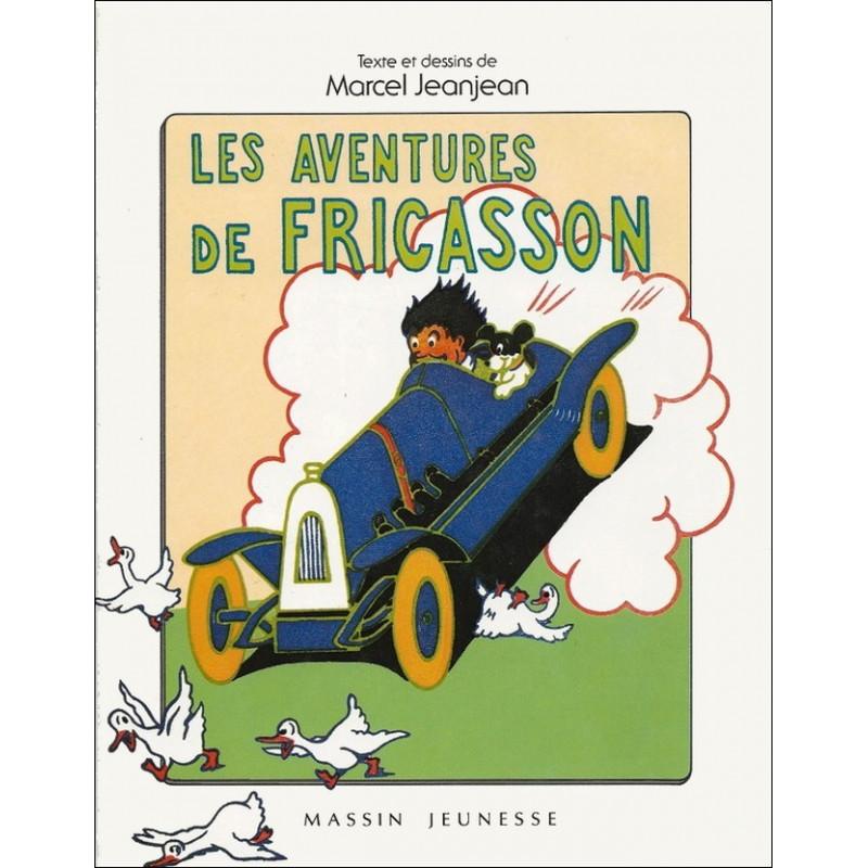LES AVENTURES DE FRICASSON Librairie Automobile SPE 9782707201898