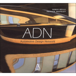 ADN Automotive Design Network Librairie Automobile SPE 9782912257277