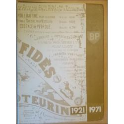 De la naissance de la S. G. H. P. a la S. F. BP d'aujourd'hui,L'histoire de cinquante années 1921-1971