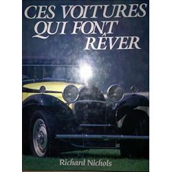 CES VOITURES QUI FONT REVER Librairie Automobile SPE 9782263011771