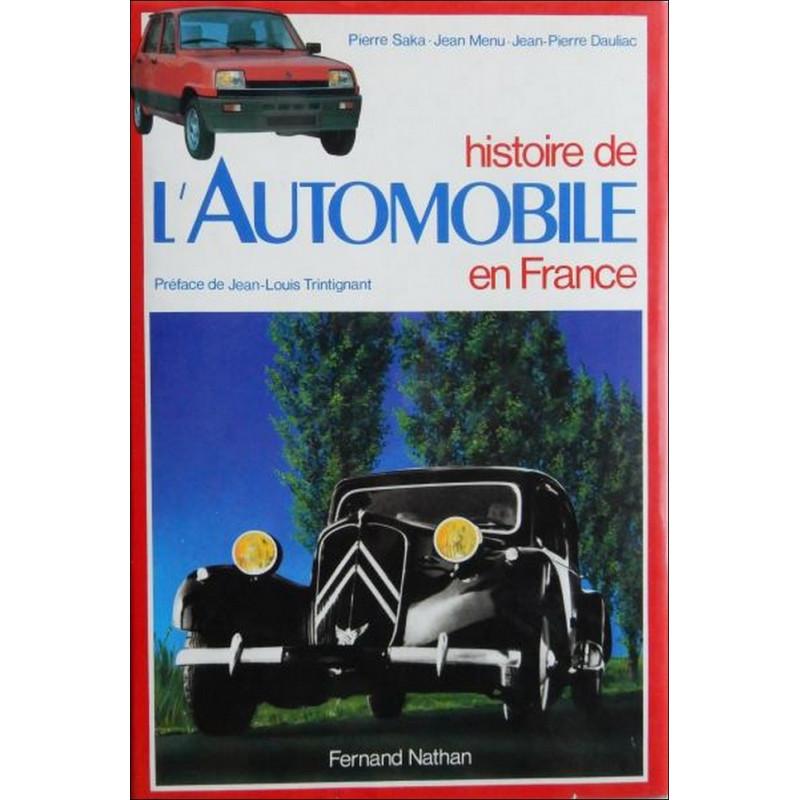 HISTOIRE DE L'AUTOMOBILE ( coffret carton) Librairie Automobile SPE 9782092849026