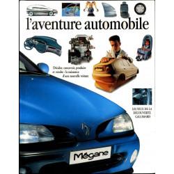 L'AVENTURE AUTOMOBILE, RENAULT Décider, concevoir, produire et vendre Librairie Automobile SPE 9782070587452