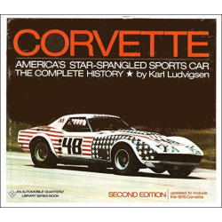 CORVETTE, THE COMPLETE HISTORY