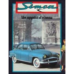 SIMCA, UN APPÉTIT D'OISEAU Librairie Automobile SPE 9782733900628