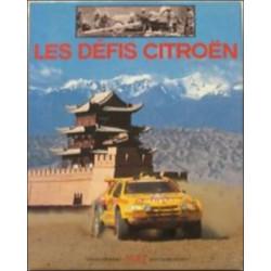 LES DEFIS CITROEN Librairie Automobile SPE 9782902634682