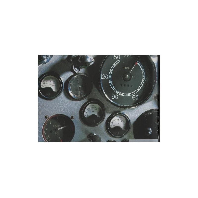 TABLEAUX DE BORD - FRENCH EDITION Librairie Automobile SPE 9780714890456
