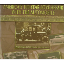 America's 100 Year Love Affair With the Automobile Librairie Automobile SPE 9780760300367