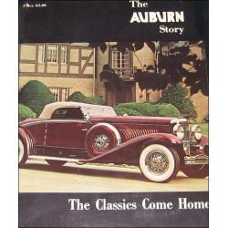 THE AUBURN STORY, THE CLASSICS COME HOME