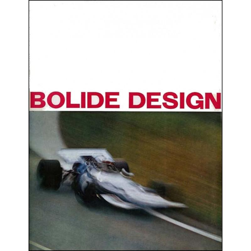 BOLIDE DESIGN Librairie Automobile SPE BDesing