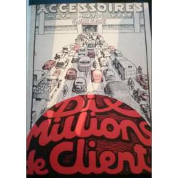 DIX MILLIONS DE CLIENTS ( Edition originale 1939 ) Librairie Automobile SPE 10Millions