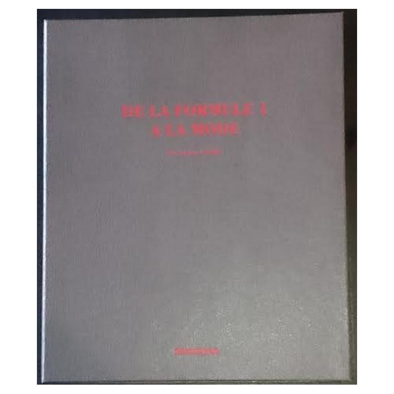 PORTFOLIO DE LA FORMULE 1 À LA MODE par JACQUES COCHIN Librairie Automobile SPE jacques cochin