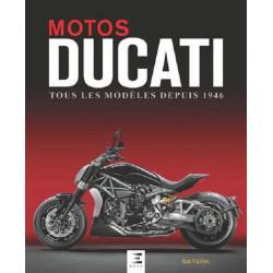 MOTOS DUCATI - TOUS LES MODELES Librairie Automobile SPE 026809