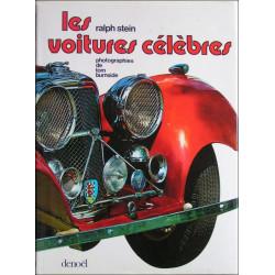 LES VOITURES CELEBRES par RAPLH STEIN Librairie Automobile SPE RAPLH STEIN 3