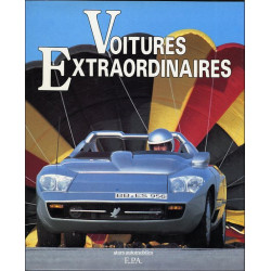 VOITURES EXTRAORDIANIRES de Paul BADRE