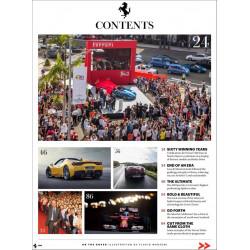 THE OFFICIAL FERRARI MAGAZINE N°27 - YEAR 2014 Librairie Automobile SPE FERRARI 27