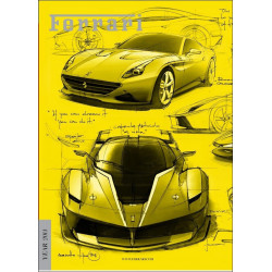 THE OFFICIAL FERRARI MAGAZINE N°27 - YEAR 2014 Librairie Automobile SPE FERRARI 27