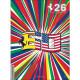 THE OFFICIAL FERRARI MAGAZINE N°26 - 60° ANNIVERSARY Librairie Automobile SPE FERRARI 26