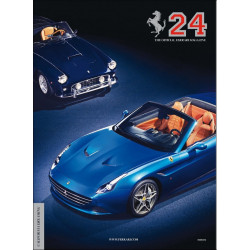 THE OFFICIAL FERRARI MAGAZINE N°24 - CALIFORNIA DREAMING Librairie Automobile SPE FERRARI 24