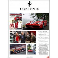 THE OFFICIAL FERRARI MAGAZINE N°23 - YEAR 2013 Librairie Automobile SPE FERRARI 23
