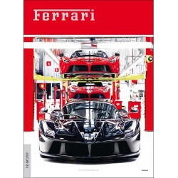 THE OFFICIAL FERRARI MAGAZINE N°23 - YEAR 2013 Librairie Automobile SPE FERRARI 23