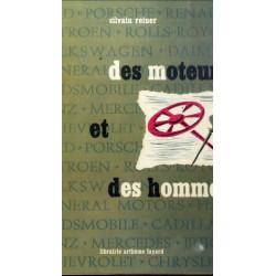 DES MOTEURS ET DES HOMMES (EO 1958) Librairie Automobile SPE Reiner 1958