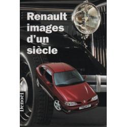 RENAULT , IMAGES D'UN SIECLE Librairie Automobile SPE 9782207244258