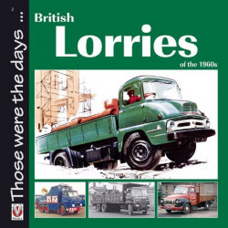 BRITISH LORRIES OF THE 1960s Librairie Automobile SPE 9781845842116