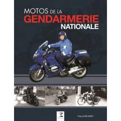 LES MOTOS DE LA GENDARMERIE Librairie Automobile SPE 026813