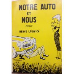 NOTRE AUTO ET NOUS - Roman Librairie Automobile SPE NOTRE AUTO ET NOUS