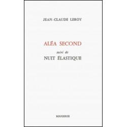 ALEA SECOND de LEROY JEAN-CLAUDE Librairie Automobile SPE 9782856681794