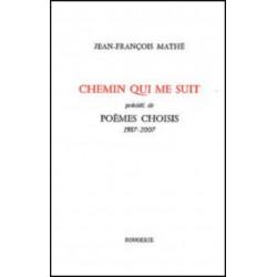 CHEMIN QUI ME SUIT de JEAN-FRANCOIS MATHÉ Librairie Automobile SPE 9782856681695