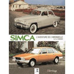 SIMCA - L'AVENTURE DE L'HIRONDELLE Librairie Automobile SPE 026821