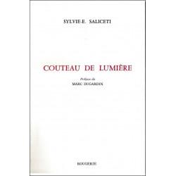 COUTEAU DE LUMIERE de SYLVIE SALICETI Librairie Automobile SPE 9782856681992