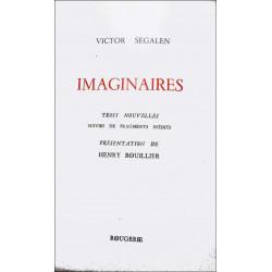 IMAGINAIRES de VICTOR SEGALEN Librairie Automobile SPE 9782856682531