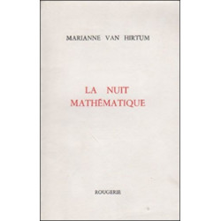 LA NUIT MATHEMATIQUE de MARIANNE VAN HIRTUM Librairie Automobile SPE 9782856683415