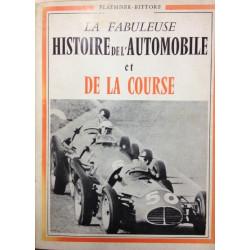 LA FABULEUSE HISTOIRE DE L'AUTOMOBILE ET DE LA COURSE Librairie Automobile SPE LA FABULEUSE 1955