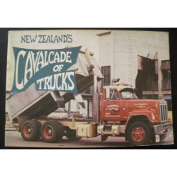 NEW ZEALAND'S CAVALCADE OF TRUCKS de DAVID MOWE
