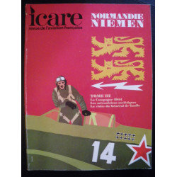 REVUE DE L'AVIATION FRANÇAISE ICARE N°64 NORMANDIE NIEMEN Tome 3