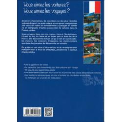 GUIDE TOURISTIQUE DES PASSIONNÉS AUTOMOBILE de JULIAN PARISH ( 200 lieux à voir ) Librairie Automobile SPE 9791028300289