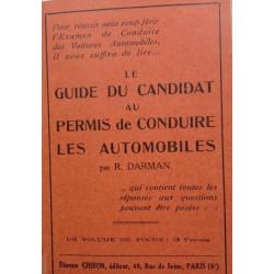 GUIDE DU CHAUFFEUR DE TAXI Librairie Automobile SPE GUIDE CHAUFFEUR