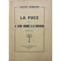 LA PUCE ou LE JEUNE HOMME A LA SIMCACINQ Librairie Automobile SPE SIMCACINQ